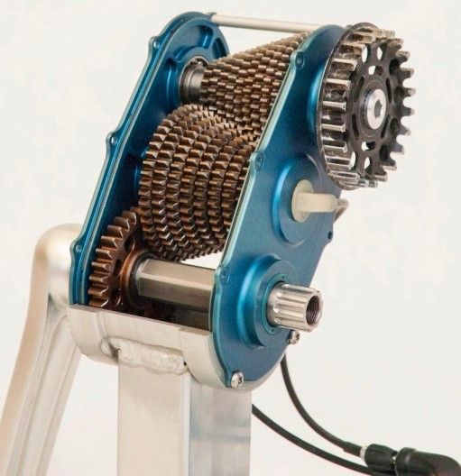 Effiegear-bicycle-gearbox